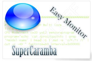 Апплет SuperKaramba