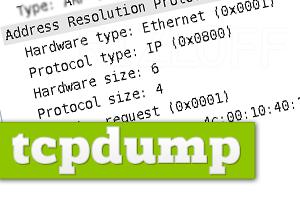 Диагностика сети с помощью tcpdump
